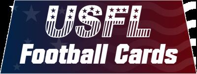 USFL Football Cards
